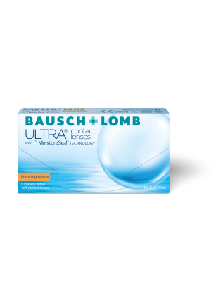 Bausch+ Lomb ULTRA for Astigmatism